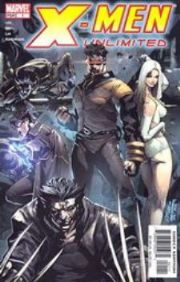 X-Men Unlimited (2004 Series)